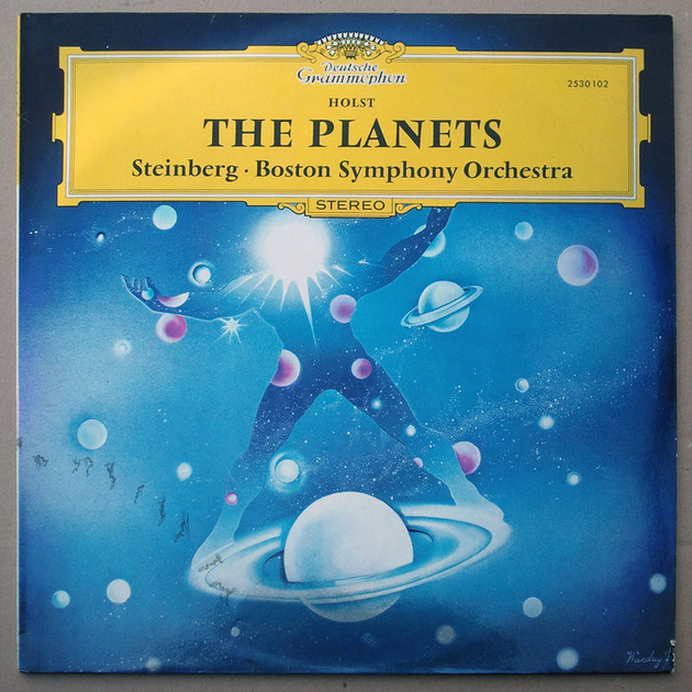 Dg/William Steinberg/Holst - The Planets / NM