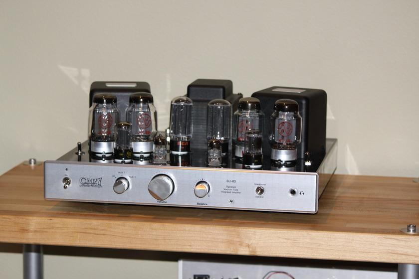 CARY AUDIO SLI-80 SIGNATURE