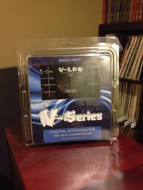 Musical Fidelity V-LPS mm/mc phono pre