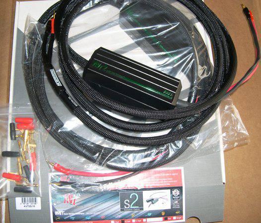MIT AVT2 8ft pair new IN BOx, 2012 model LIFETIME WRNTY