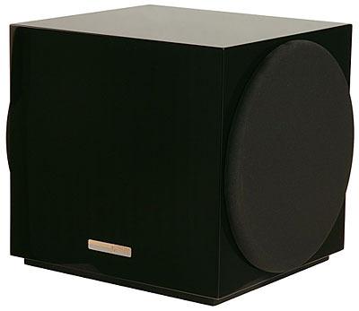 Genesis G-928 ServoSub Black - Like new