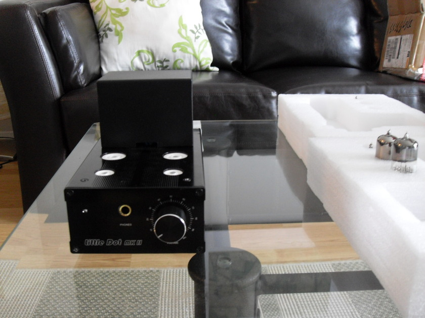 Little Dot  mkII Headphone Amplifier NEW in box