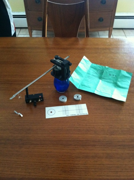 Well Tempered Classic Tonearm