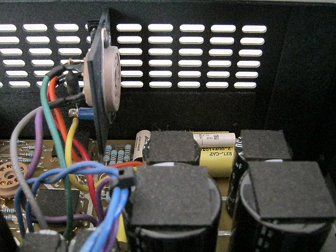 Audio Research Reference CD 7 Black face plate