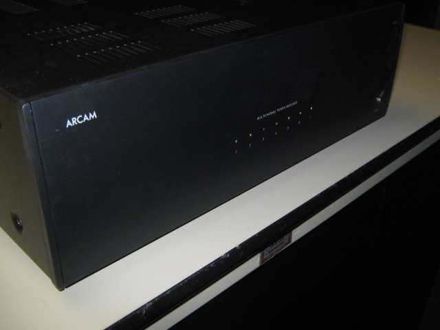 Arcam P1000 black 7x135 power amp PRODUCTION PROTOTYPE was $2500 MAKE OFFER