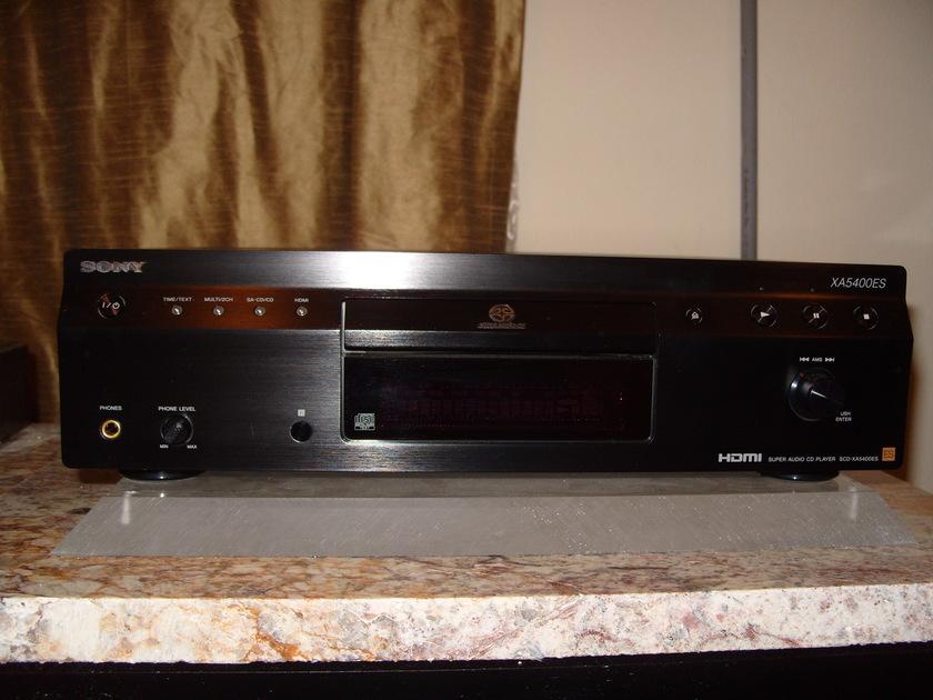 SONY SCD-XA5400 ES SACD