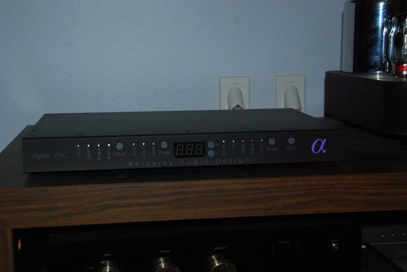 Berkeley Audio Design Alpha DAC