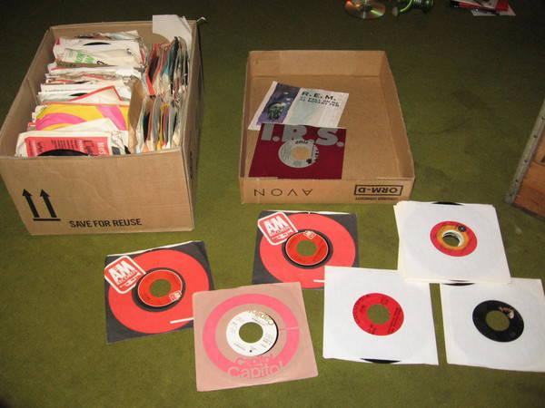 45 Rpm Records - 45 RPM Records 10 - 15 thousand