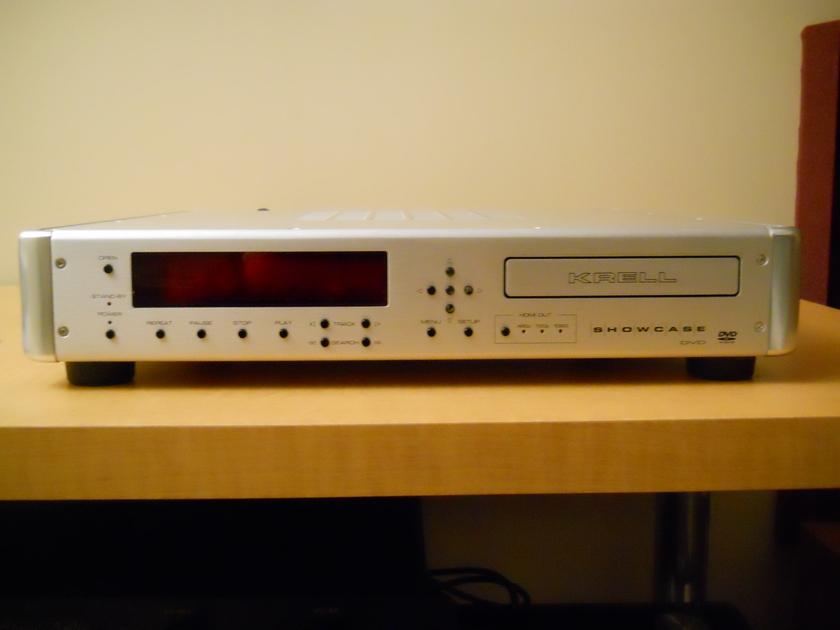 Krell Showcase dvd- cd player