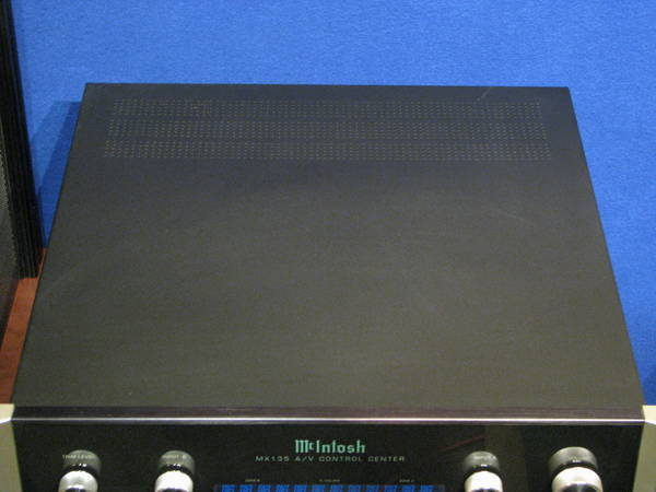 Mcintosh Mx135 Preamp /Processor, It is a one owner and is in great condition, Original box, manual, and remote.   MX-135