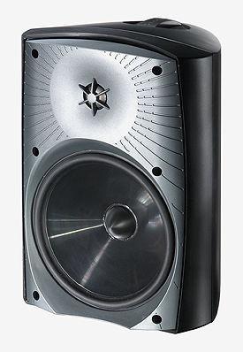 PARADIGM STYLUS 470 V.3 BLACK  BLACK OUTDOOR SPEAKERS