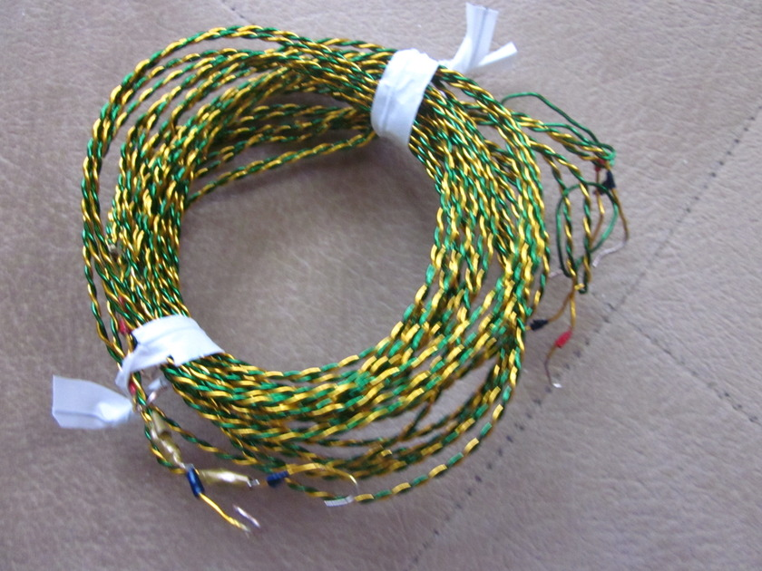 Mapleshade Double Helix Speaker Cables