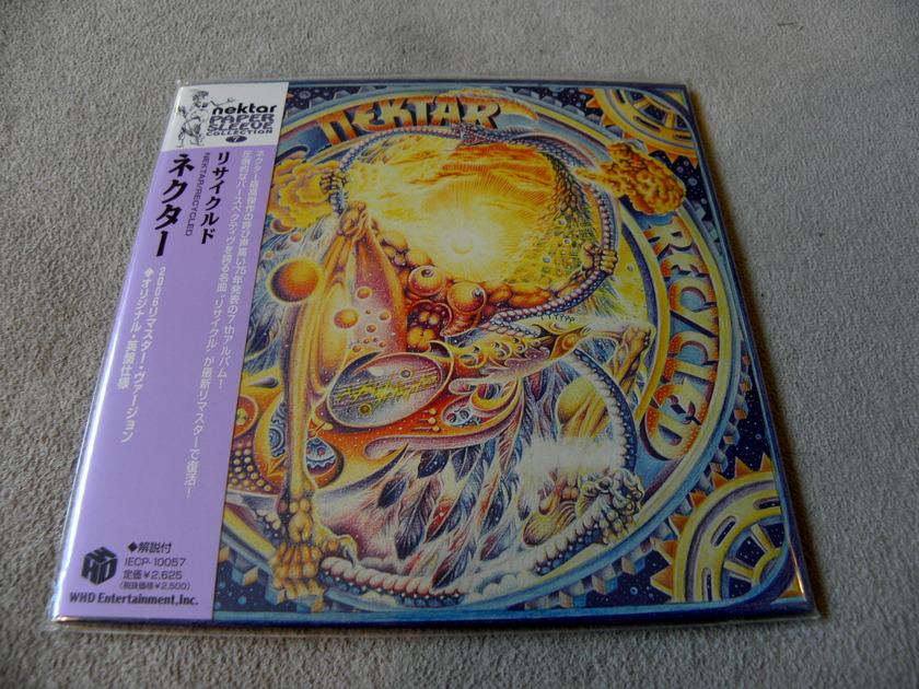 Nektar Recycled  - Japan Mini-LP Sleeve CD