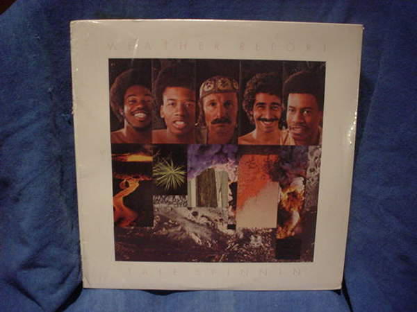 Weather Report - Tale Spinnin' columbia pc-33417 / 1975