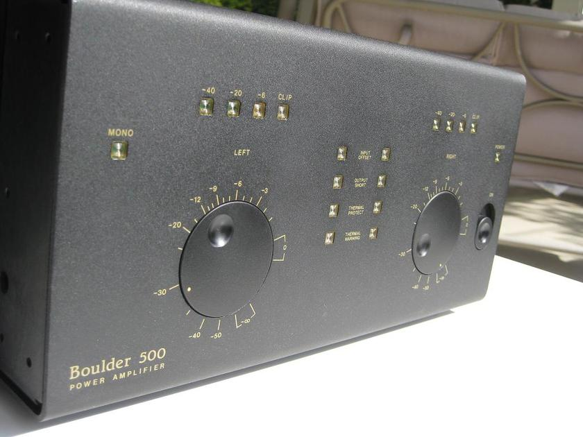 Boulder 500 - Caps Just Upgraded - Great Sounding