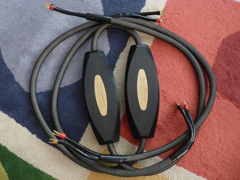 Transparent Audio Music Wave Ultra MM 8ft / 2,4mt Europe