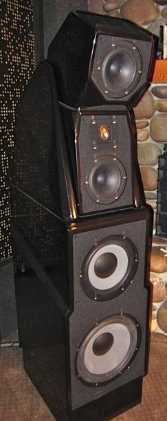 Wilson Audio Maxx 3 Black MINT 1 yr old
