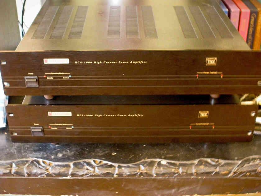 Parasound HCA-1000 THX Amp Pair - Sequential Serial #'s