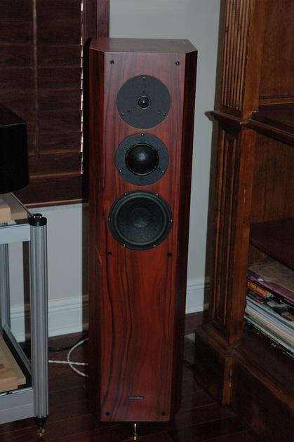 Silverline Audio LaFolia Excellent Condition