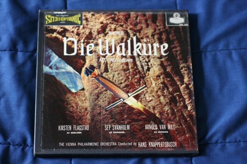 Wagner - Die Walkure OSA 1204