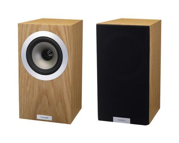 Tannoy Revolution DC 4 Excellent Mini Speaker Oak