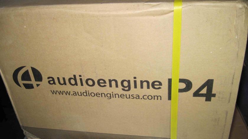 Audioengine P4 Passive Solid Bamboo Monitors