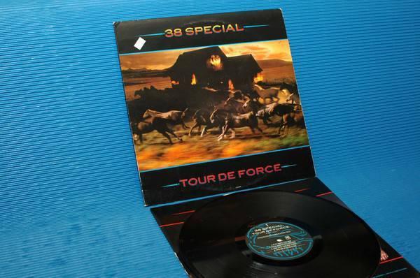 """38 SPECIAL - - """"Tour De Force"""" - A&M 1983"""