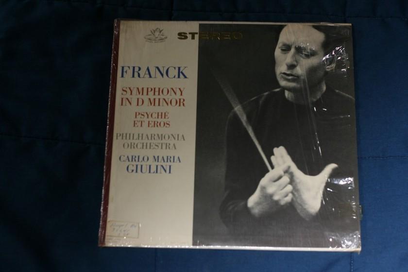 Franck - Symphony in D minor S 35641
