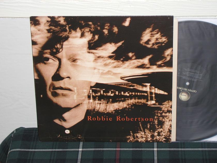 Robbie Robertson - Robbie Robertson (Pics) Geffen from 1987