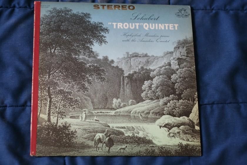 Schubert in A Major - Trout Quintet S 35777