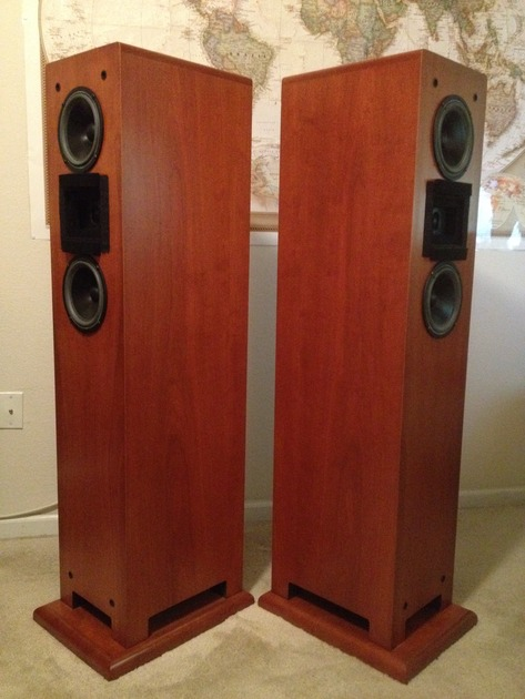 Dunlavy SC-III.A in Cherry, Excellent condition