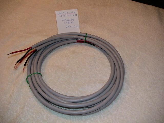 AcroLink 6N S1010 II Speaker Cable