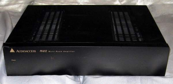 Audioaccess Px-612 madrigal levinson designed 12 channel power ampl