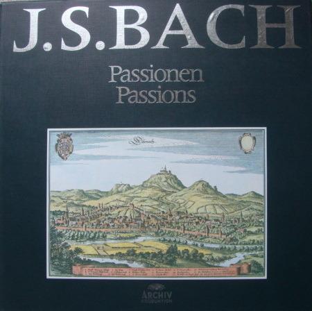 Archiv / RICHTER, - Bach The Complete Passions, MINT, 7LP Box Set!