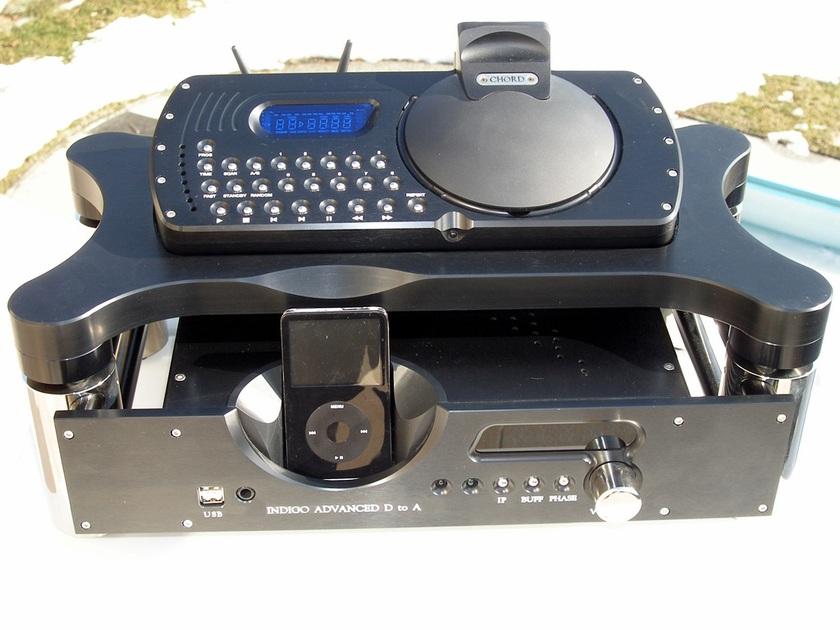 Chord Electronics Indigo + Blu - state of the art digital -  universal voltage - mint