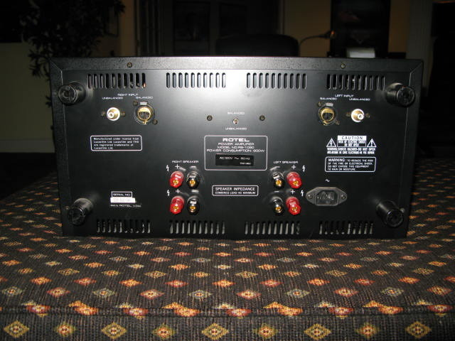 Rotel RB-1090 Power Amplifier