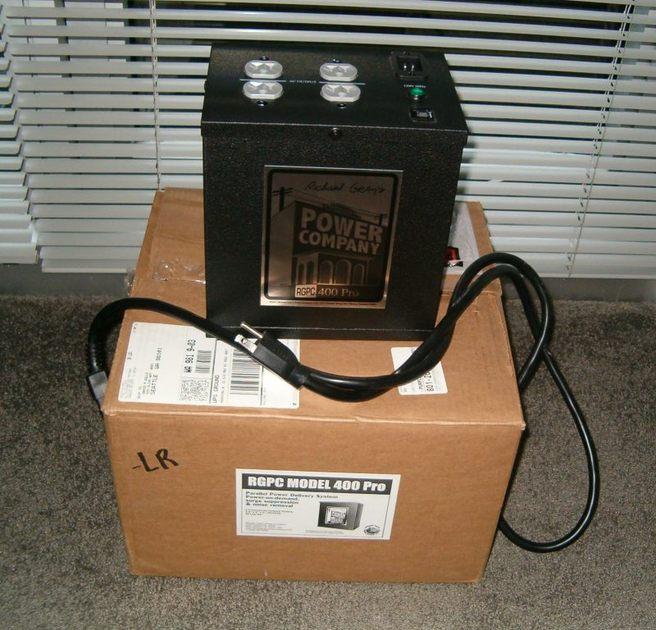 Richard Gray's Power Company 400 Pro Power Conditioner