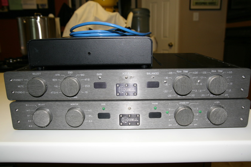 Krell KBL/KPA PRE-AMP/PHONO PRE NON-WORKING