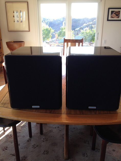 Velodyne DD-12 Subwoofers gloss black - 2 available