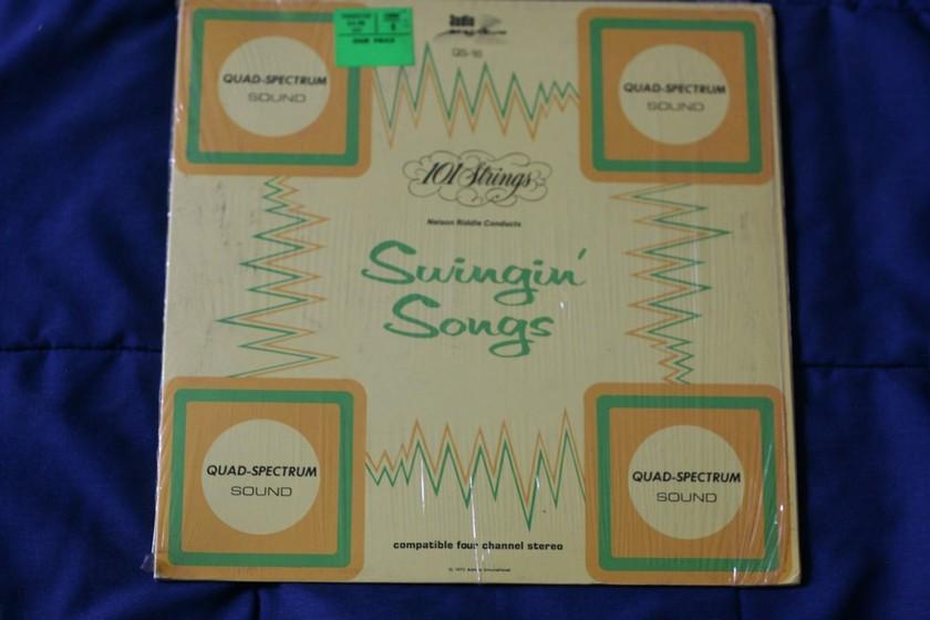 Nelson Riddle - Swingin' Songs QS-16