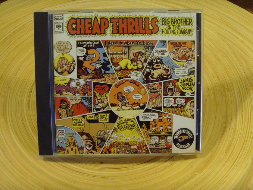 Big Brother & The Holding Company - Cheep Thrills