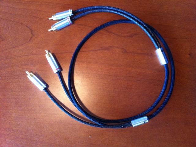 Zu Audio Event 1M RCA Interconnect