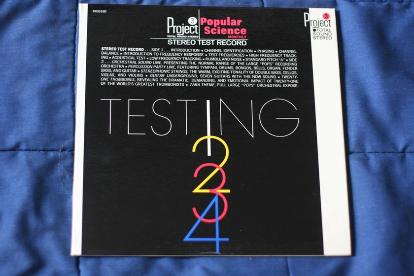 Popular Science - Testing 1 2 3 4 PR201SD