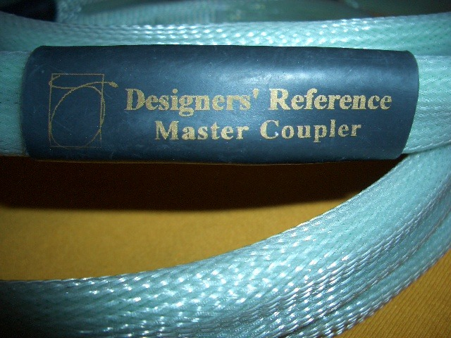 Synergistic Research Designer's Reference Master Coupler power cord 6 foot 15a