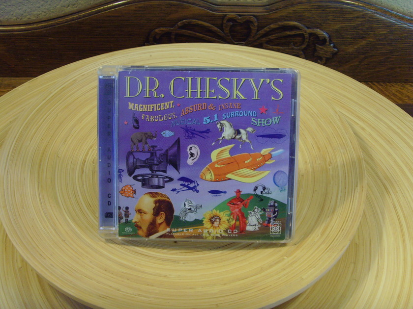 Dr. Chesky's - 5.1 surround show