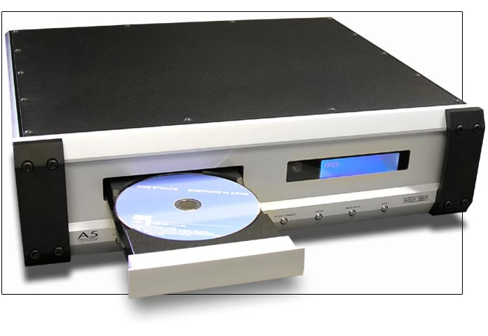 Musical Fidelity A5 CD Player - Upsampling 24 bit tube output