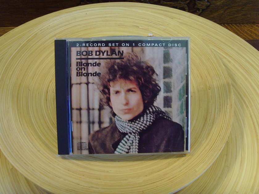 Bob Dylan - Blonde on Blonde SACD