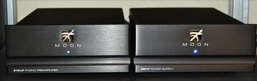 Simaudio Moon 310LP & 320S Phono-Pre & Power Supply