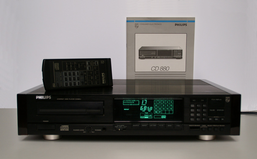 Philips CD880-J Limited Edition CD Player