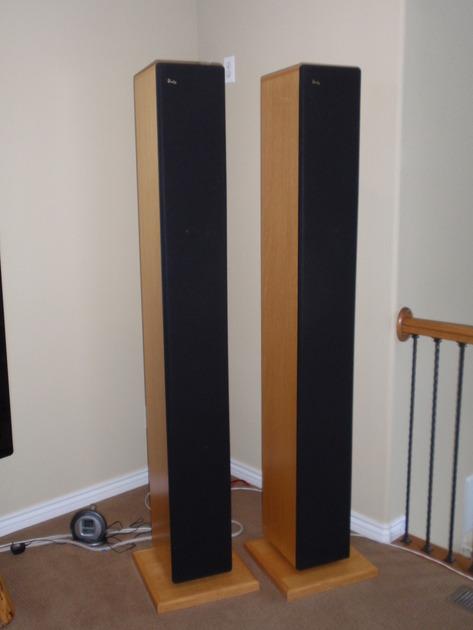 Dunlavy SCIII Speakers with Dunlavy Speaker Cables